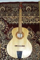 продам концертную эстрадную гитару ручной работы