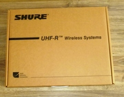радиосиситема  Shure UR4S    +    Shure UR2  Sm58