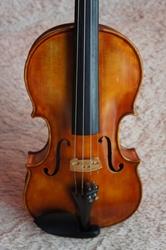 Мастеровая скрипка Алексея Пашина