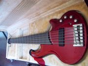 Продам Бас-гитара CORT CURBOW 6