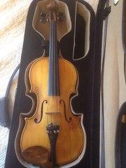 Скрипка,  Германия,  отличное состояние