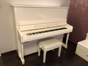 Пианино Irmler белый лак