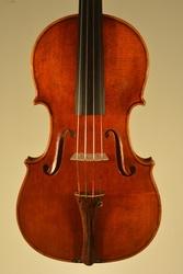 Скрипка 4/4 мастерская итальянская