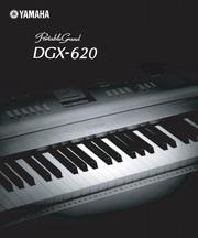 Цифровое фортепиано Yamaha DGX-620